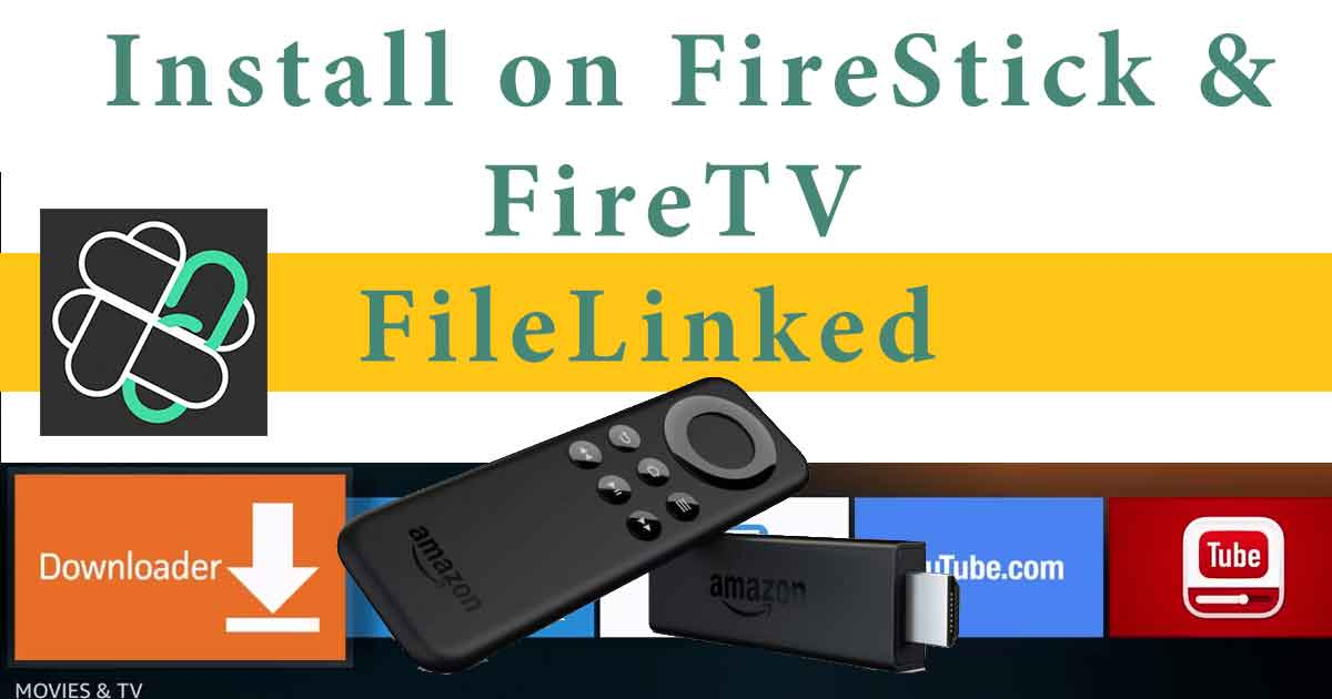 fillinked on firestick firetv