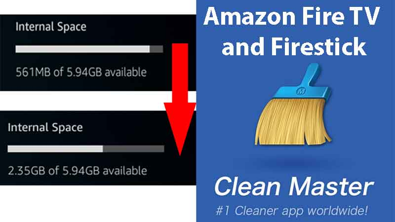 Free up more Space on your Amazon Firestick - FileLinked