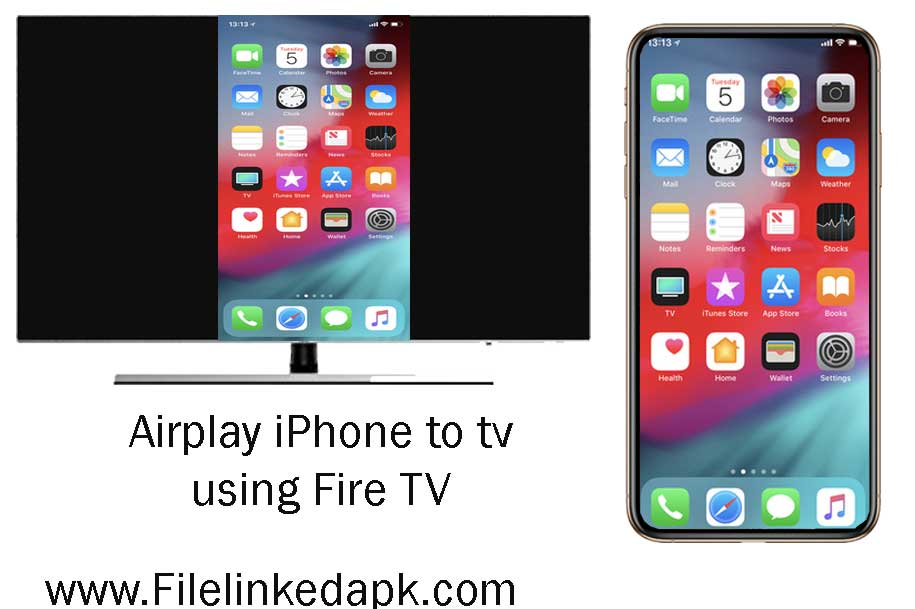airplay iphone to tv