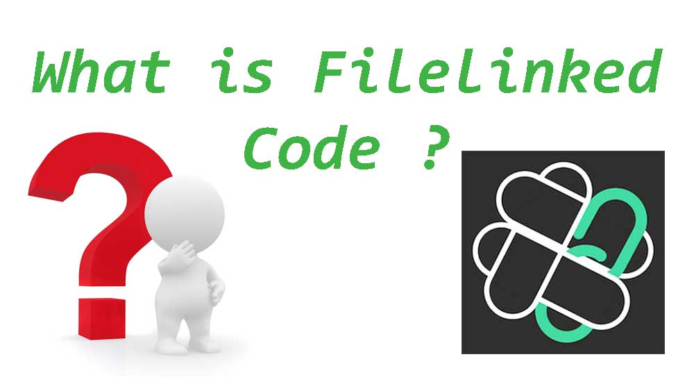 what is filelinked code