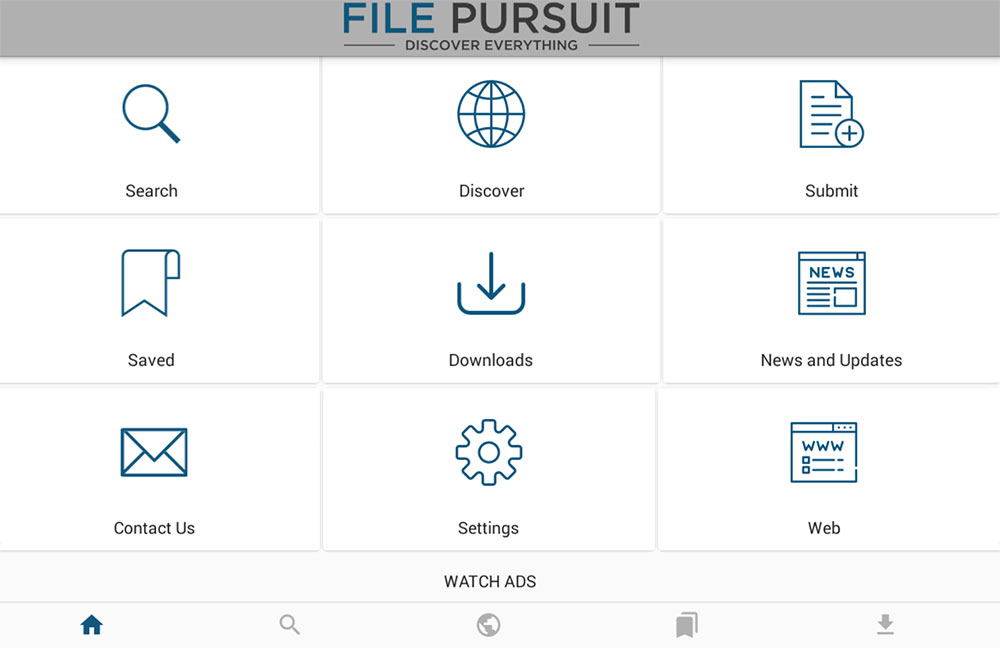 FilePursuit