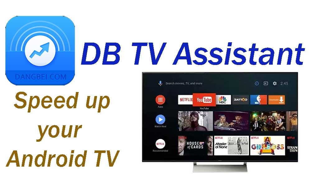 DB TV Assistant for Android TV