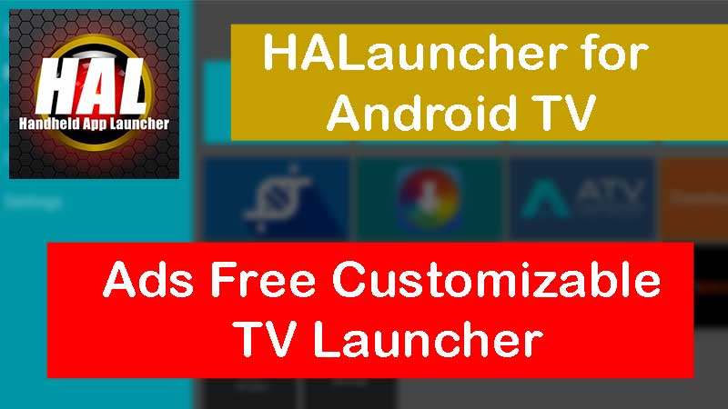 HALauncher for Android TV
