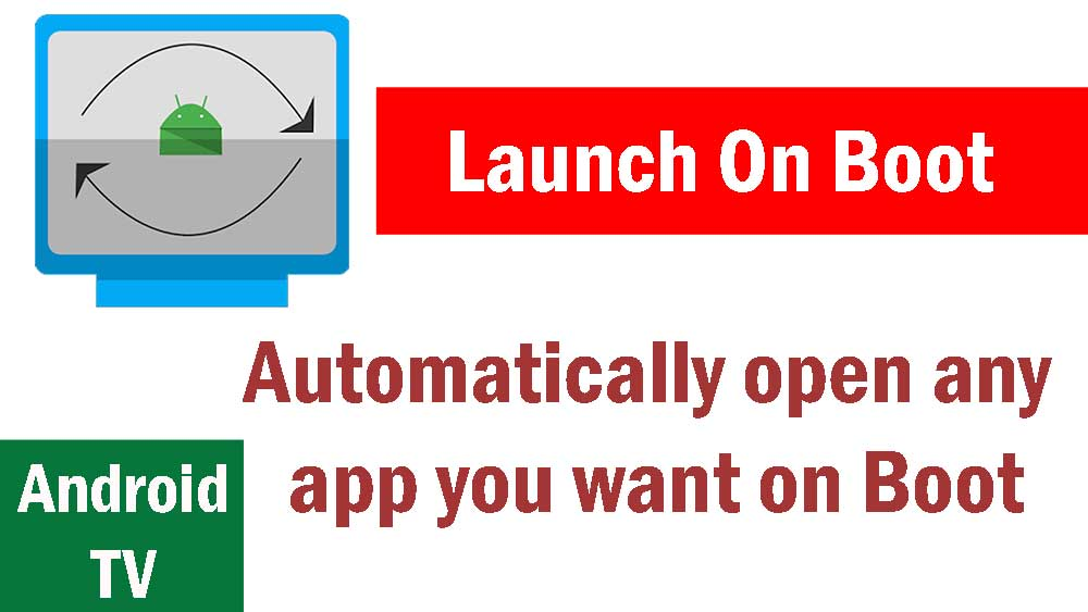 Launch on Boot Apk download