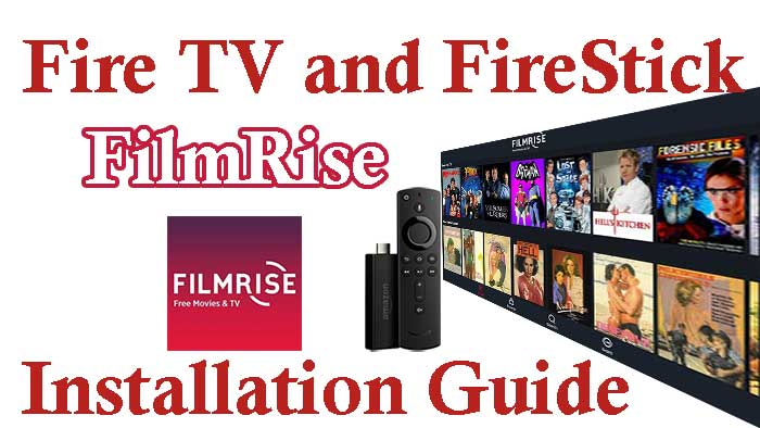 FilmRise for Fire Stick and Fire TV