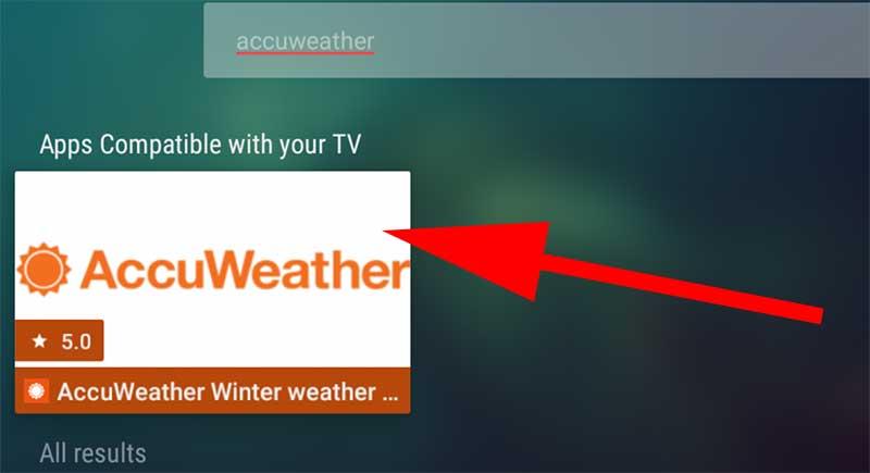 AccuWeather TV APK