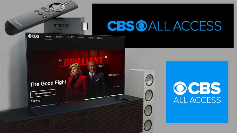 CBS All Access for Android TV