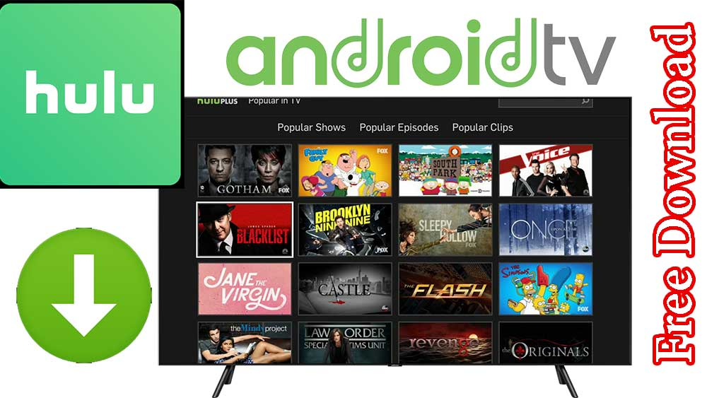 Hulu For Android TV free Download