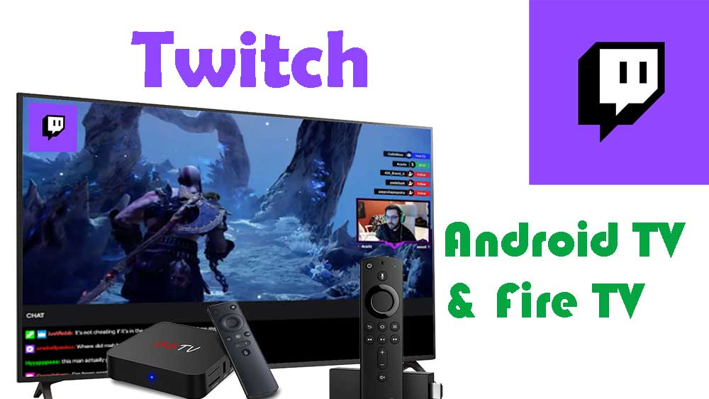Twitch for Android TV