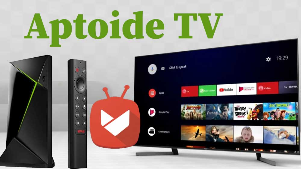 Aptoide TV for Nvidia Shield TV