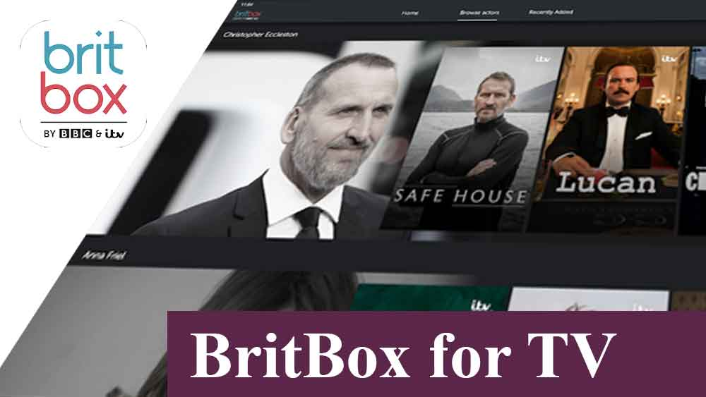 BritBox for Android TV