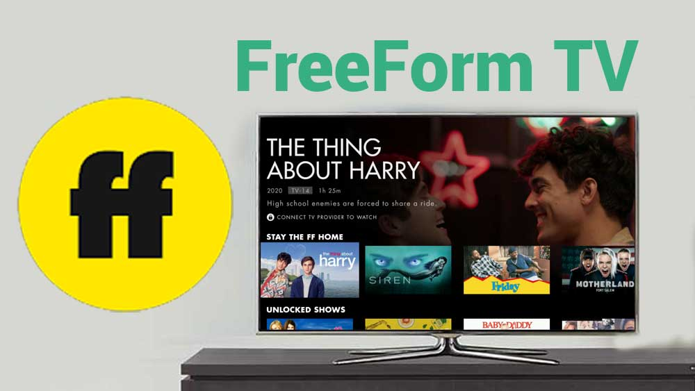 FreeForm TV APK for Android TV