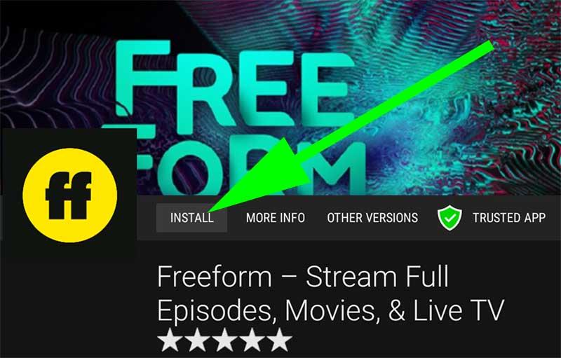 Install FreeForm APK