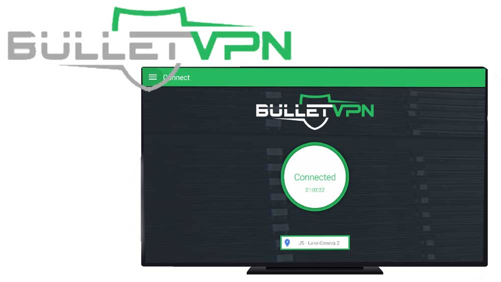 Bullet VPN for Android TV