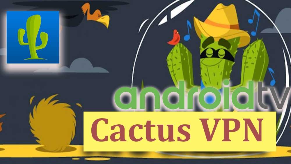 Cactus TV VPN