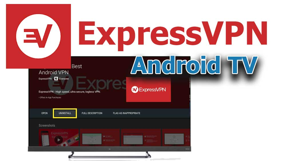 Express VPN for Android TV