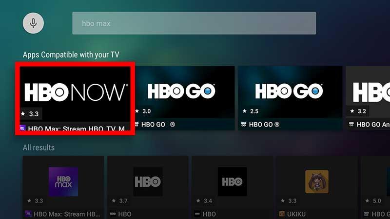 HBO MAX on Aptoide TV