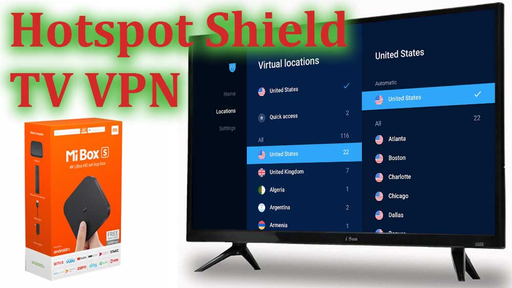 Hotspot Shield TV VPN