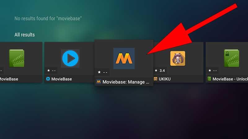 MovieBase Aptoide TV