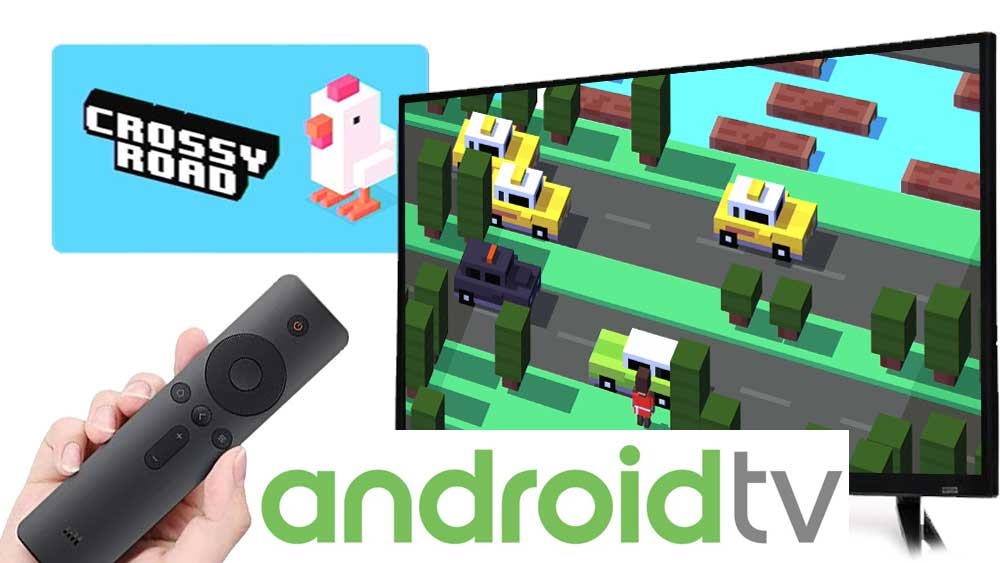 Crossy Road Game for Android TV