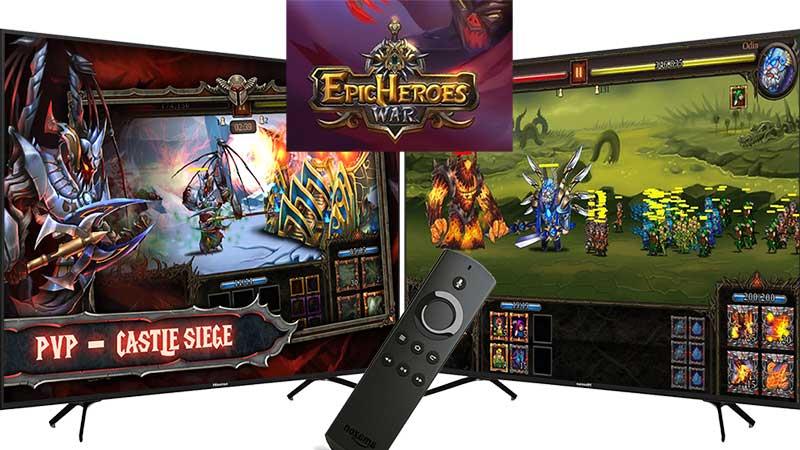 Epic Heroes War Game