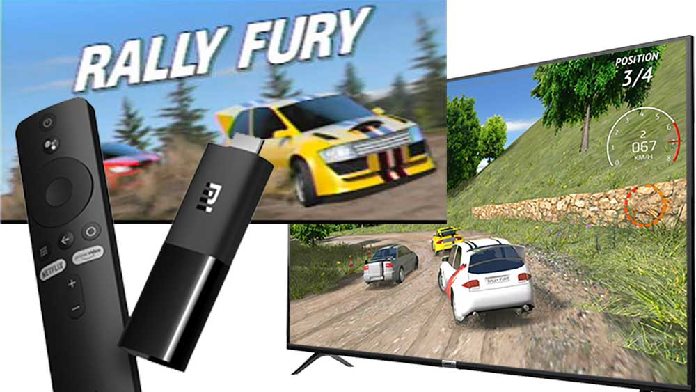 Rally Fury Extreme Racing for TV BOX