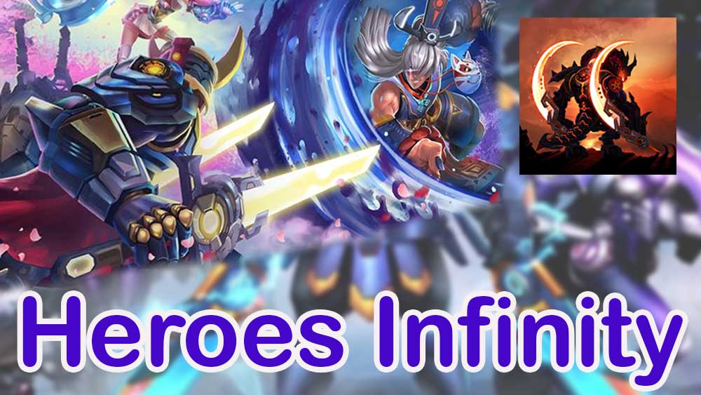Heroes Infinity TV BOX
