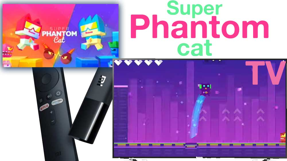 Super Phantom Cat TV