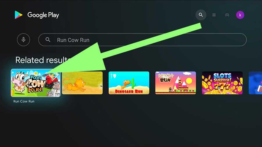 download Run Cow Run TV BOX, run cow run firestick