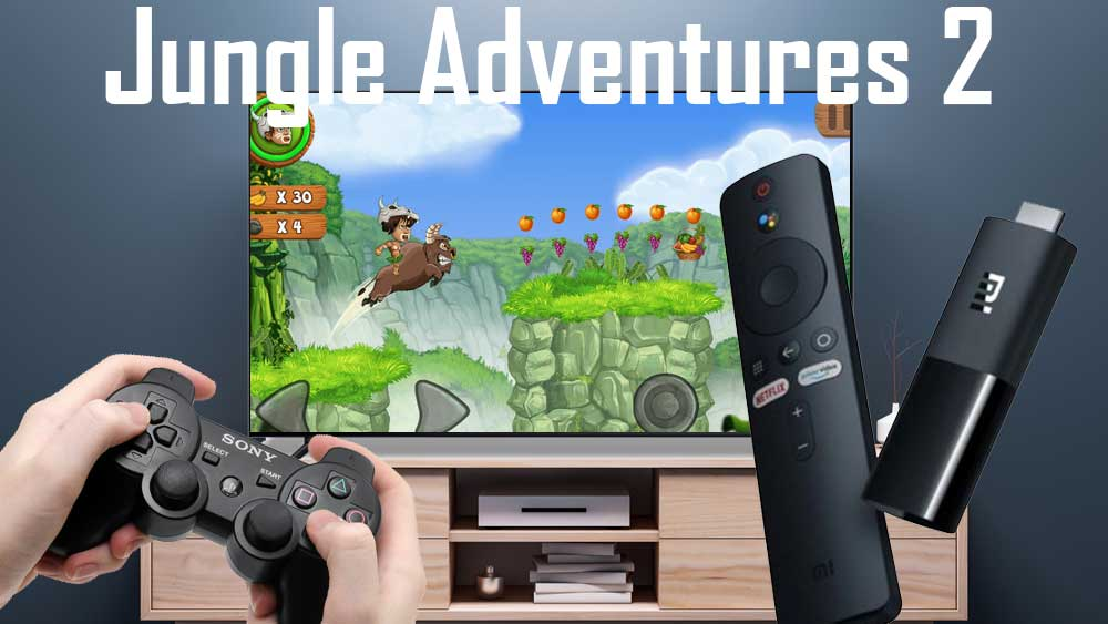 Jungle Adventures 2 Android TV BOX