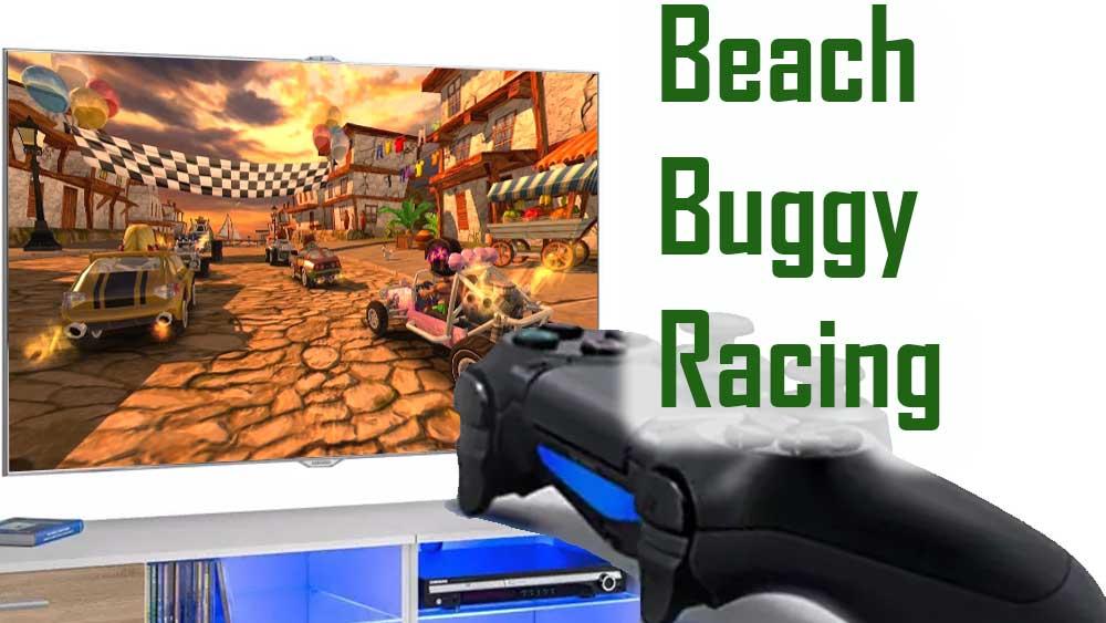 Beach Buggy Racing TV BOX Game