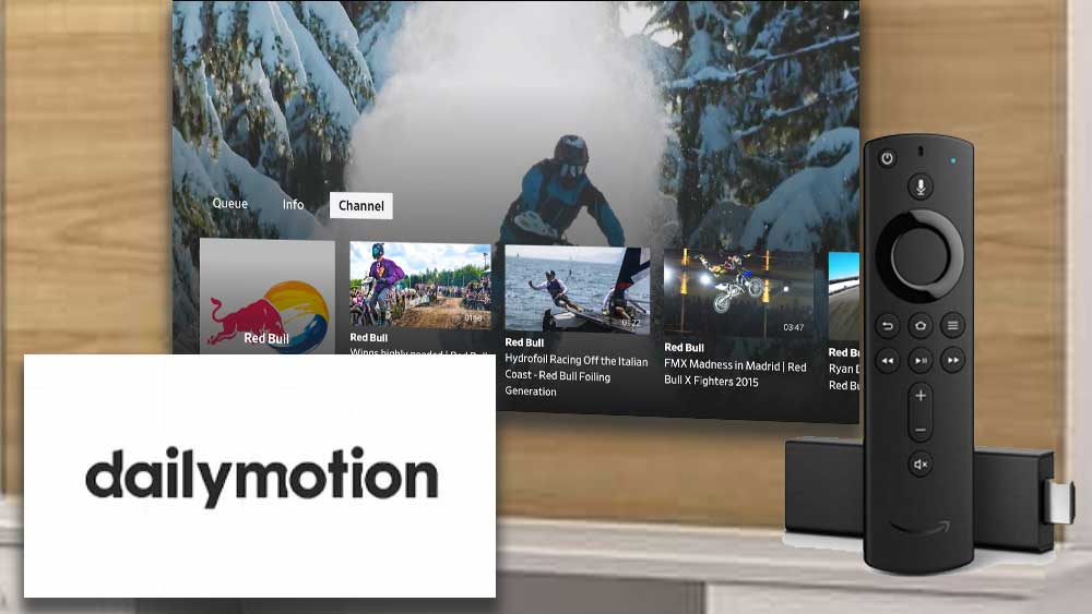 Dailymotion videos for TV BOX