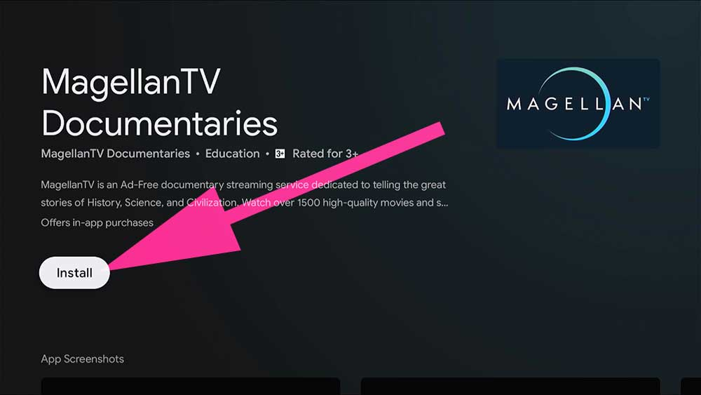 Documentaries for Fire TV