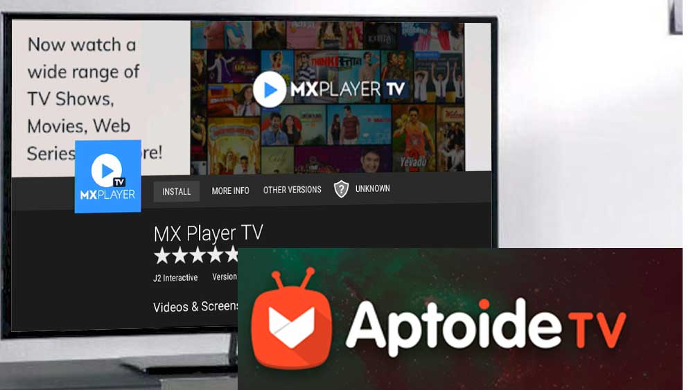 MX Player TV for Android TV and Fire TV
