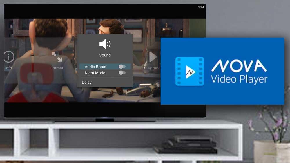 Nova Vide Player Android TV BOX
