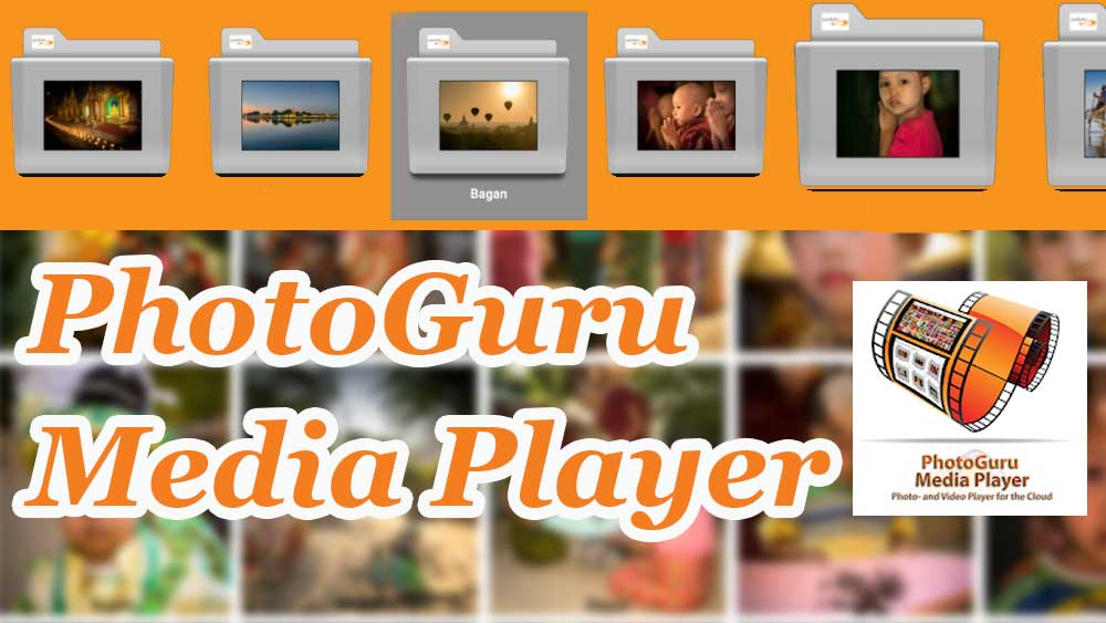 PhotoGuru Media Player. One of the best media players to have on your Android. The app is free and you can use it on all your Android based devices very easily. It surely helps you in viewing all your media files in a professional way with high quality. you can view all your photos and videos with high quality no matter what your camera quality is. Now the app is gradually becoming popular among all most all the Android users counting the downloads more than 20 million. The app is the best media player to use in all your media playing needs like advertisements, presentations, and so on. Once you begin to use the app, I am sure that you will really happy about its output. The user interface of the app is also very simple, but attractive. All your media files are arranged orderly by giving you a quick and easy access to the file you need. Features of the PhotoGuru Media Player The app can have access to almost all the media files on your Android and through network also. All the files are arranged in am manner that is easily accessible. You can access your media: photos and videos in Google Drive, Google Photos, Drop Box, USB Sticks and drives, Microsoft One drive and so on very easily and quickly. You can zoom in and out your photos very easily. The enlarged photo also with super-quality for sure. You can view the live photos and animated gifs also through this media player. In the home screen you can see different folders of your media files. If you long press on a certain folder you can delete it, share it, rename it, copy it to the clipboard and beyond. Also, you can add folders and can bookmark some photos and videos as you wish to the home screen for easy access. You can view the photos and videos inside a folder as a slide show once you select a photo. You can play it on order as thumbnails and or else can play randomly by changing some settings. Also, there are some options that lets you to ad frames to pictures, to add some transition styles, changing the ani