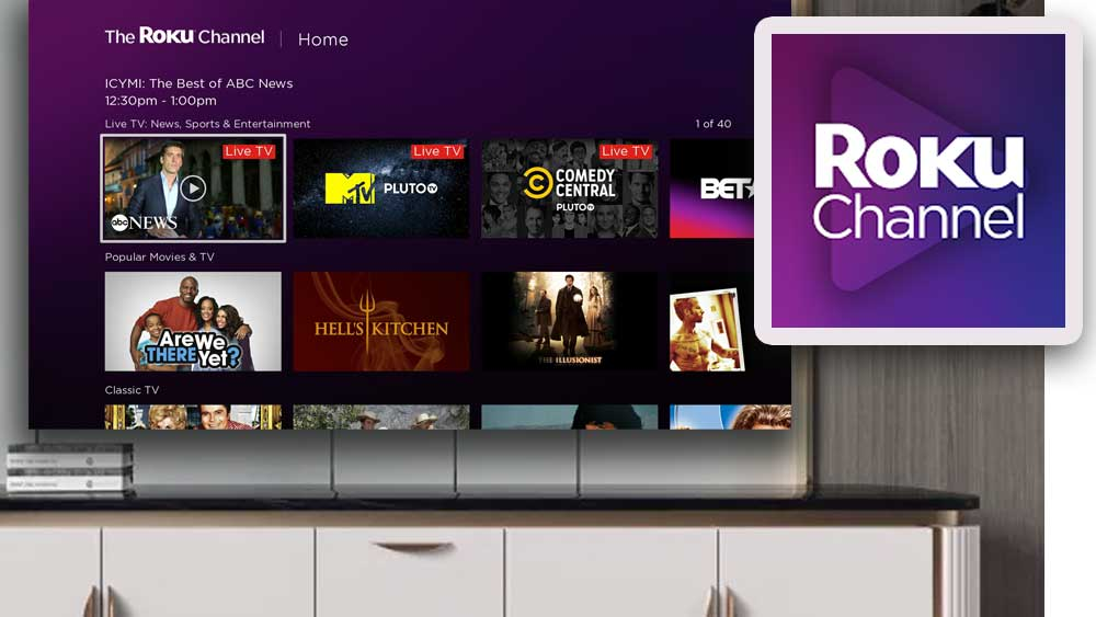 Roku Channel Android TV and Firestick