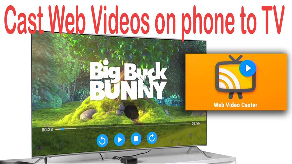 Web Video Caster for Android TV