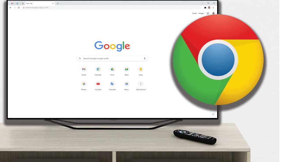 Google Chrome for Android TV and Fire TV