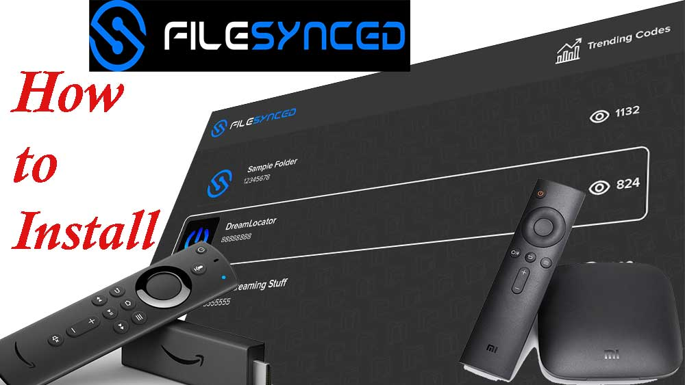 How to install FileSynced