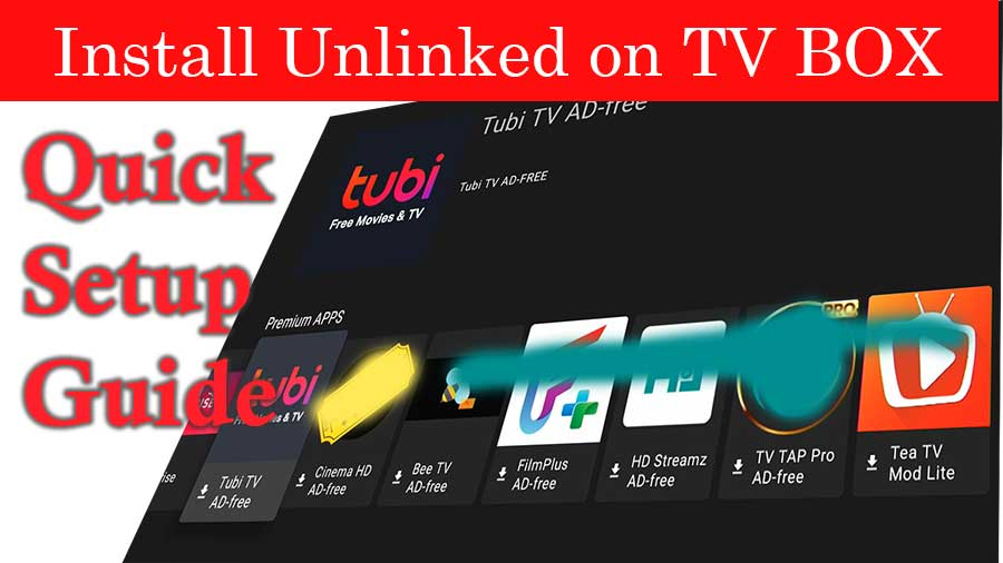 Install Unlinked Quick Guide