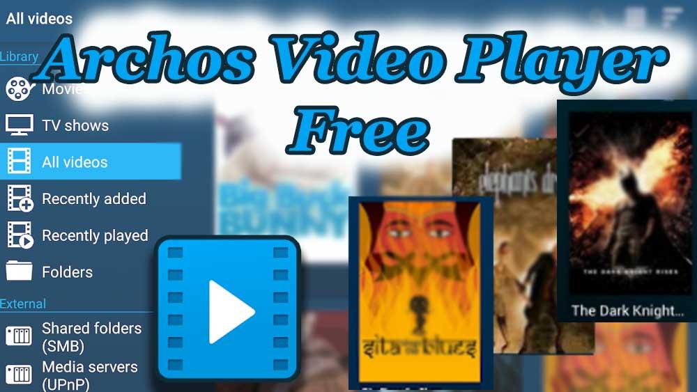 Archos Media Player