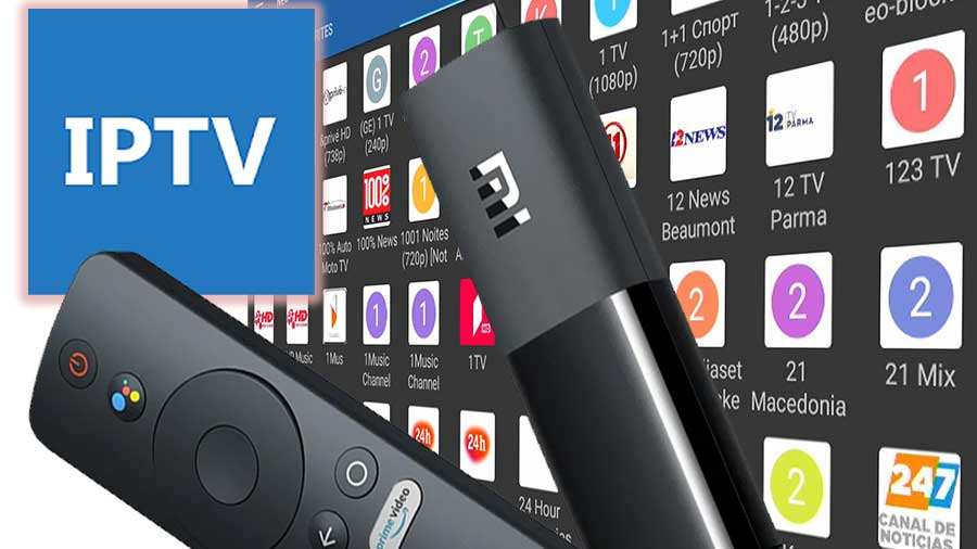 IPTV for Android TV BOX and Fire TV