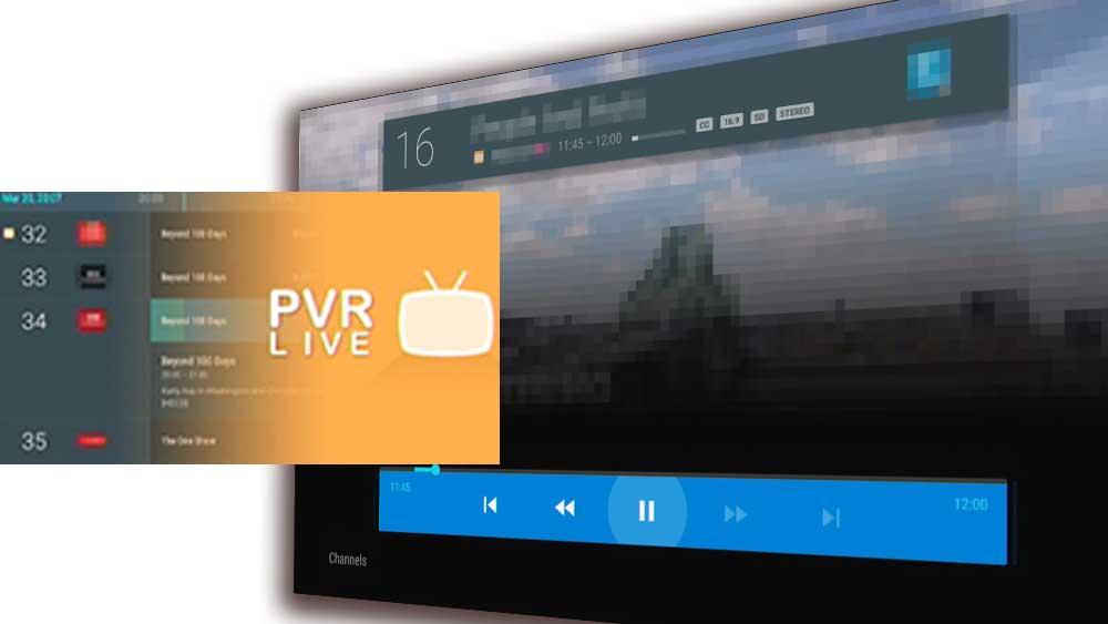 IPTV record TV BOX