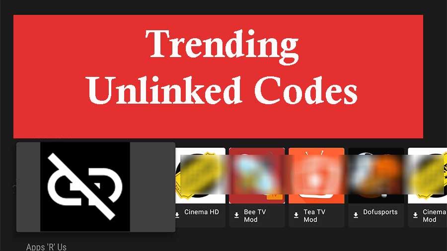 Unlinked Codes