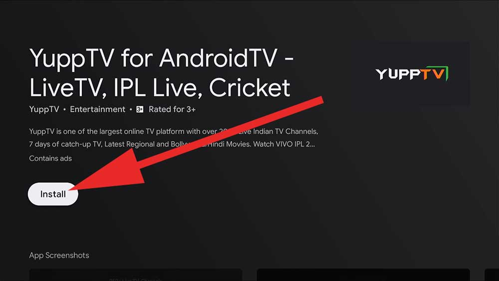 YuppTV for Android TV BOX