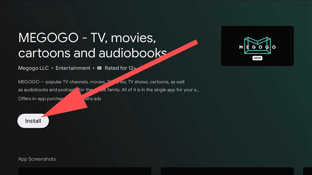 Audio Books and Podcasts TV App