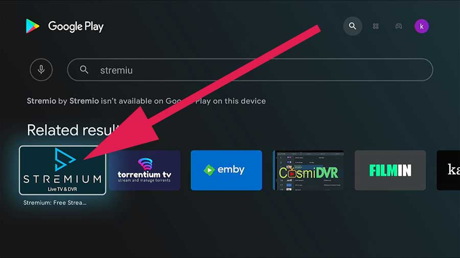 Live TV DVR App