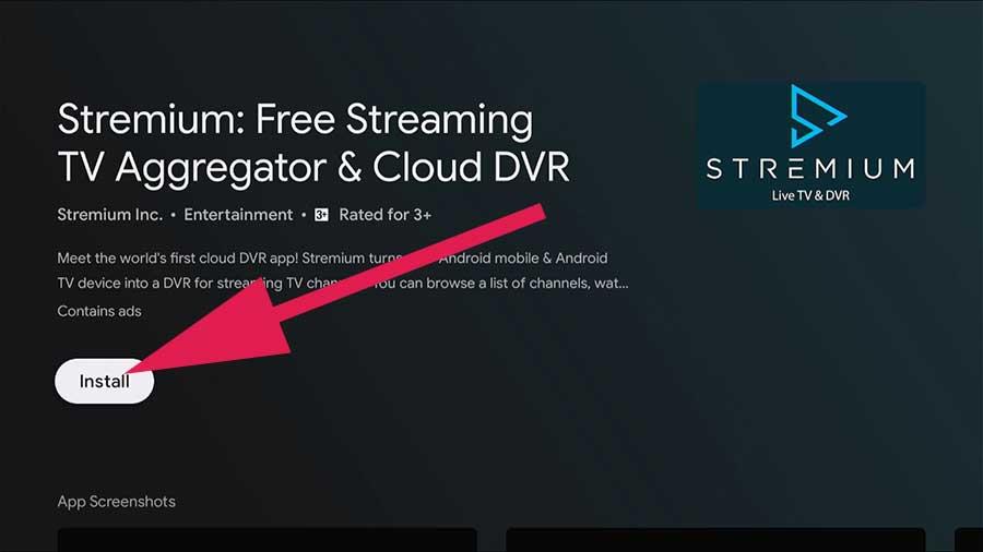 Live TV DVR for Fire TV Stick