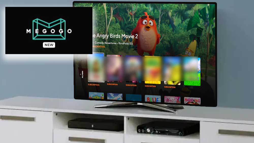 Megogo for Android TV and Fire TV
